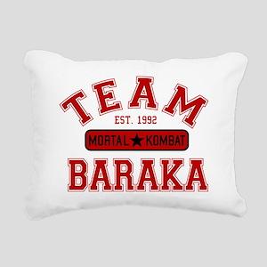 mortal-kombat-team-barak Rectangular Canvas Pillow