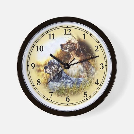 Eng Set Clock Wall Clock