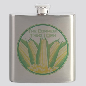 Corniest thing I Own Flask