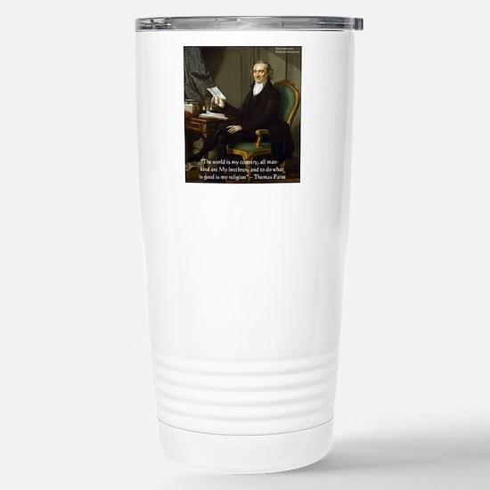 Do Good Travel Mug