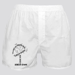 Family Roots Boxer Shorts