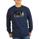 Insects Long Sleeve Dark T-Shirt