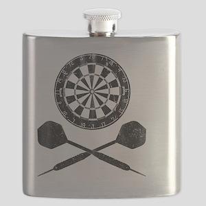 Darts_shirt Flask