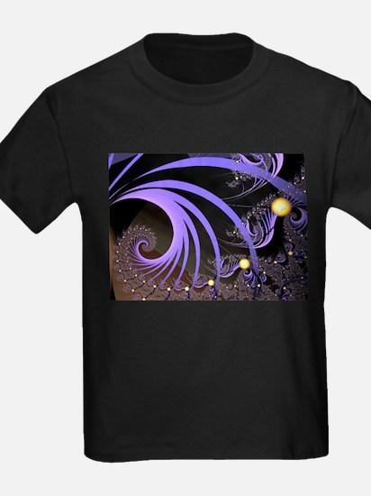 """""""Light 4"""" Fractal Ar T-Shirt"""