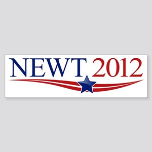 newt_no-margin2 Sticker (Bumper)