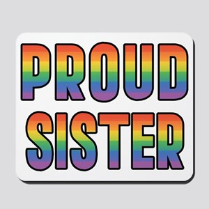 PROUD-SISTER_TR Mousepad