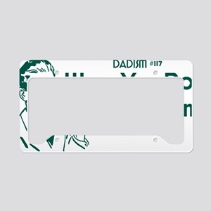dadism117 License Plate Holder