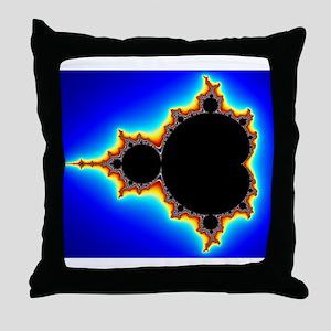Mandelbrot Set 03 Throw Pillow