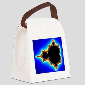 Mandelbrot Set 03 Canvas Lunch Bag
