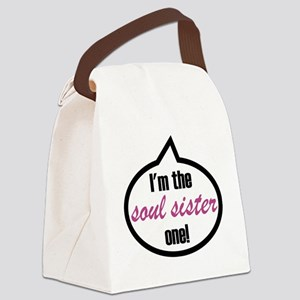 Im_the_soulsis Canvas Lunch Bag