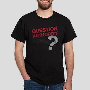 QUESTIONAUTHORITY Dark T-Shirt
