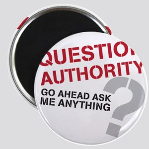 QUESTIONAUTHORITY Magnet