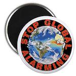 Stop Global Alarming Magnet