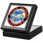 Stop Global Alarming Keepsake Box