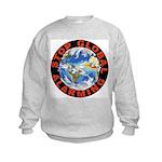Stop Global Alarming Kids Sweatshirt
