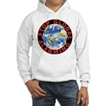 Stop Global Alarming Hooded Sweatshirt