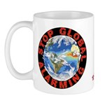Stop Global Alarming Mug