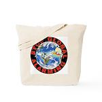 Stop Global Alarming Tote Bag