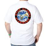 Stop Global Alarming Golf Shirt