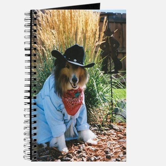 Cowboy Collie Journal