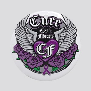 Cure CF Round Ornament