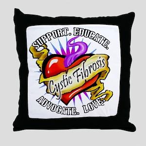 Spt Educate CF Throw Pillow