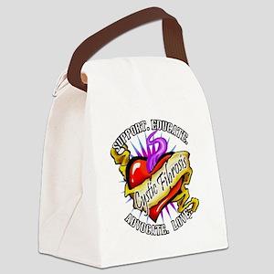 Spt Educate CF Canvas Lunch Bag