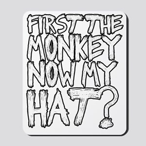 monkeyhat Mousepad