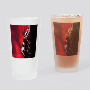(12p) Shasta Red Cloud Drinking Glass