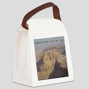 masada Canvas Lunch Bag
