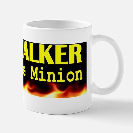 Fire Walker Corporate Minion bumper sti Mug