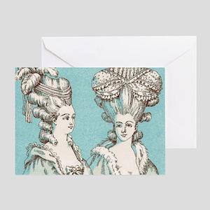 Versailles Greeting Card