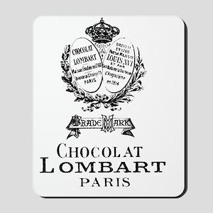 chocolat Mousepad