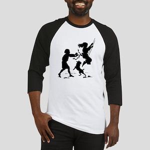 swinging Baseball Jersey