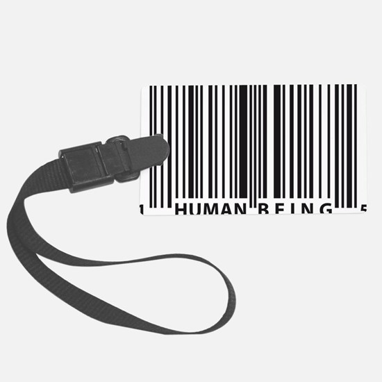barcode Luggage Tag