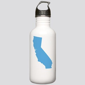 _0004_california Stainless Water Bottle 1.0L