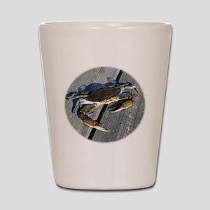 crabonly Shot Glass