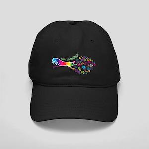 gotzoomies2 Black Cap