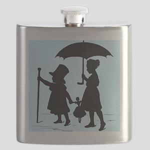 Dressup  Flask