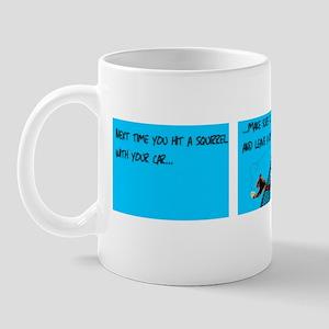 Squirrle Mug