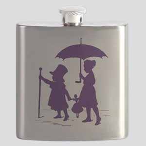 Dress-up  Flask