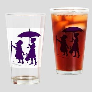 Dress-up  Drinking Glass