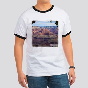 Grand Canyon View Ringer T
