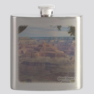 Grand Canyon View Flask