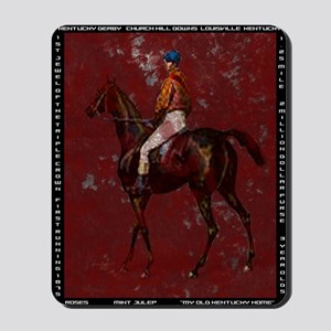 Kentucky Dery IV Mousepad