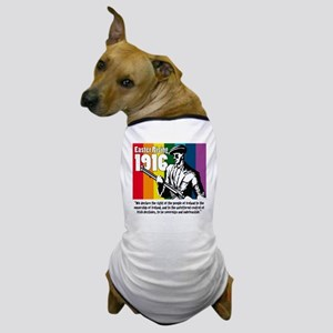 1916 Easter Rising 10x10 white Dog T-Shirt