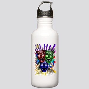 HYPER_COMEDY#9_459_ipa Stainless Water Bottle 1.0L