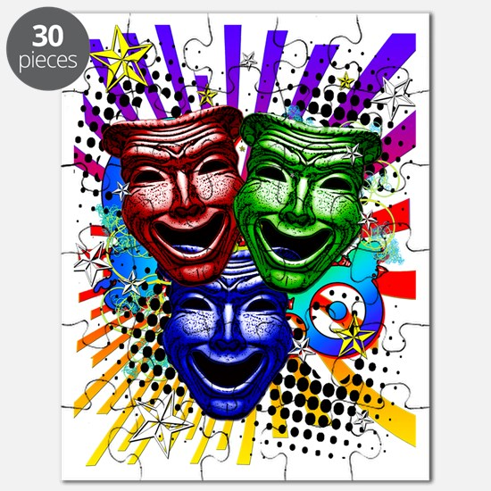 HYPER_COMEDY#9_459_ipad_case Puzzle