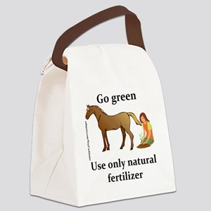 natfert1 Canvas Lunch Bag