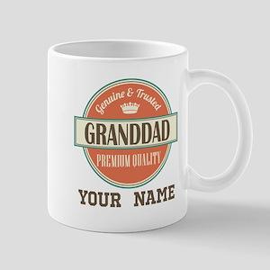 Granddad Personalized Fathers Day Mugs